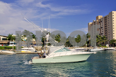 """2008 """"The"""" Sailfish Tournament Day 2 Afternoon"""
