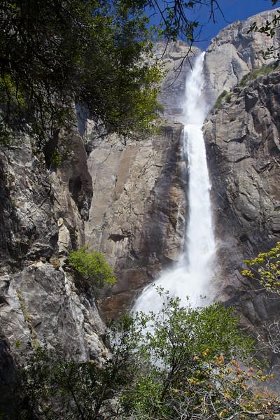 YOS-150428-0004 Lower Yosemite Falls