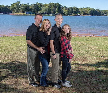 Trey, Lisa, Austin, Bailey at LKN