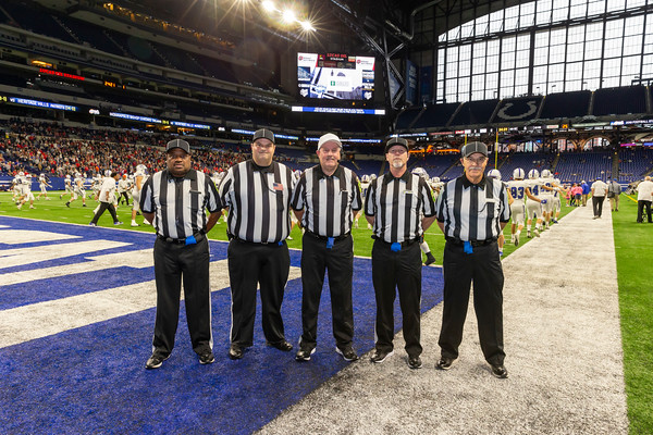 Officials / Special Recognition