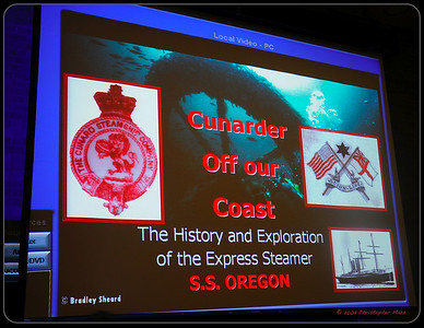 """Cunarder Off Our Coast: The RMS Oregon 1883-1886"""
