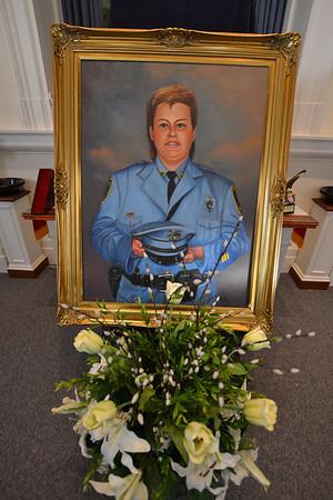 Fair Lawn, NJ Police Officer Mary Ann Collura 10th Anniversary Memorial Service 2013
