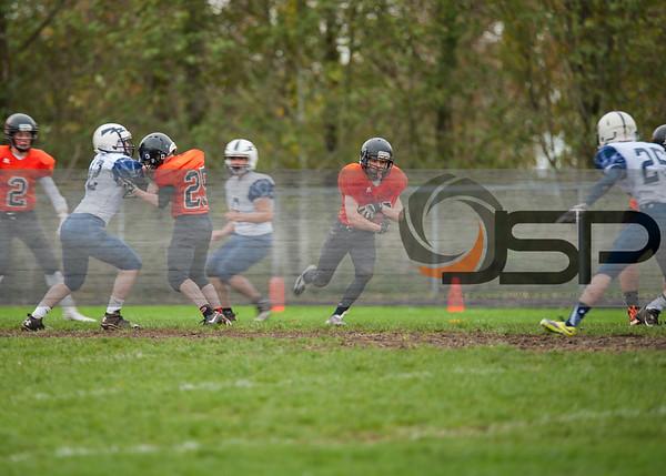 2014-10-27 Blaine at SQHS JV Football