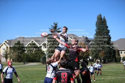 2019 October 12 Denver Highlanders Rugby D2 vs Boulder Rugby D2