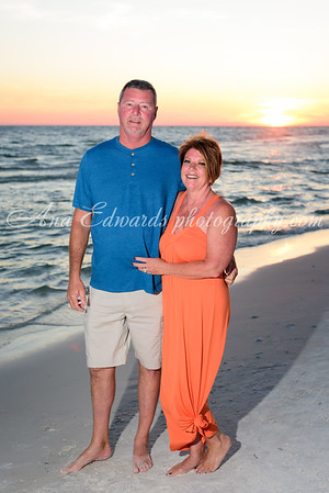 The Reeves family  |  Panama City Beach