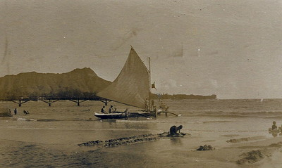 1908-1940 Canoe Sailing