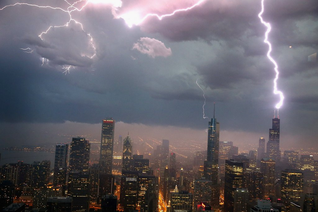 """. <p><b><a href=\'http://weather.aol.com/2013/07/30/cdc-men-6-times-more-likely-to-be-killed-by-lightning-than-wome/\' target=\""""_blank\""""> A new study finds that men are six times more likely than women to be killed by � </a></b> <p> <b>A. Lightning </b> <p><b> B. Heart attacks </b> <p> <b>C. Aaron Hernandez </b> <p> --------------------------------------------    (Scott Olson/Getty Images)"""