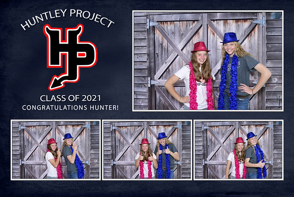 Hunter's Grad Party