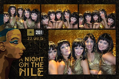 A Night on the Nile 22 Aug 2015