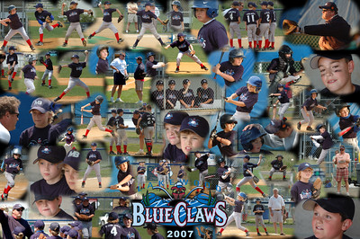 Blueclaws Poster