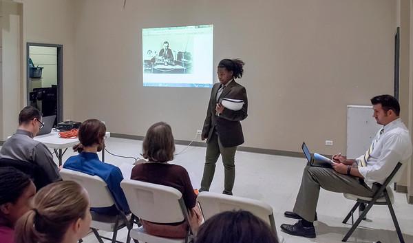 "Mr. Peters ""Shark Tank' Presentations"