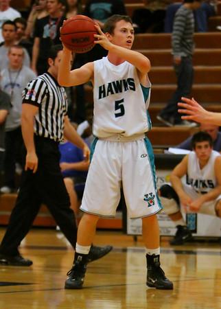 Highland Basketball vs Mesquite
