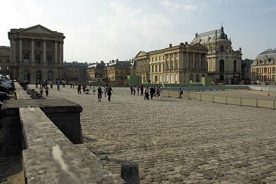 Versailles Gardens2006