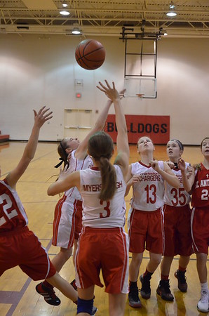 Chargers vs Altamont 1/17/15