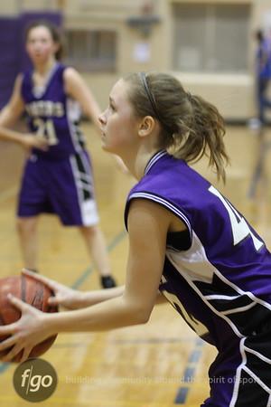 Southwest v Edison Girls Basketball 2-12-9