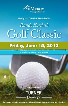 Mercy Foundation Golf 2012