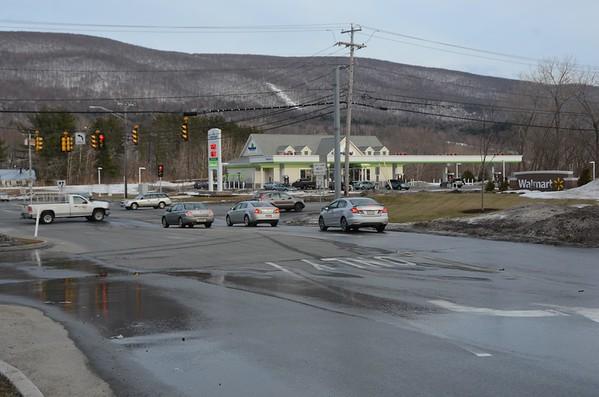 Dangerous Curran Highway intersection-031715