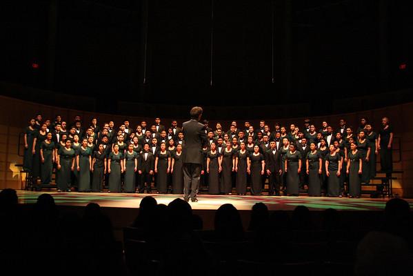 Chan Centre Performance 2011