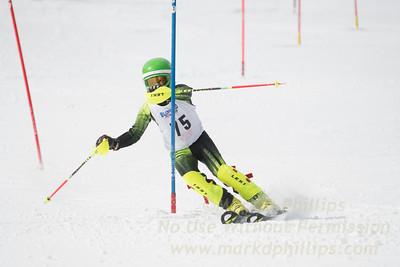 U12 Boys Championship Slalom and GS