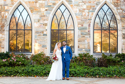 H+V Post-Ceremony Portraits