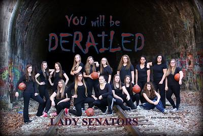 Lady Senators 2015-16