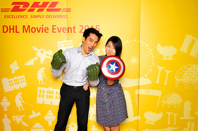 DHL Avengers Movie Screening 6/5