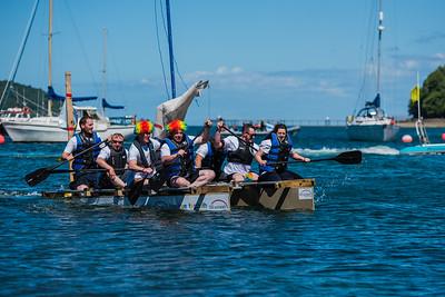 Great Menai Raft Race