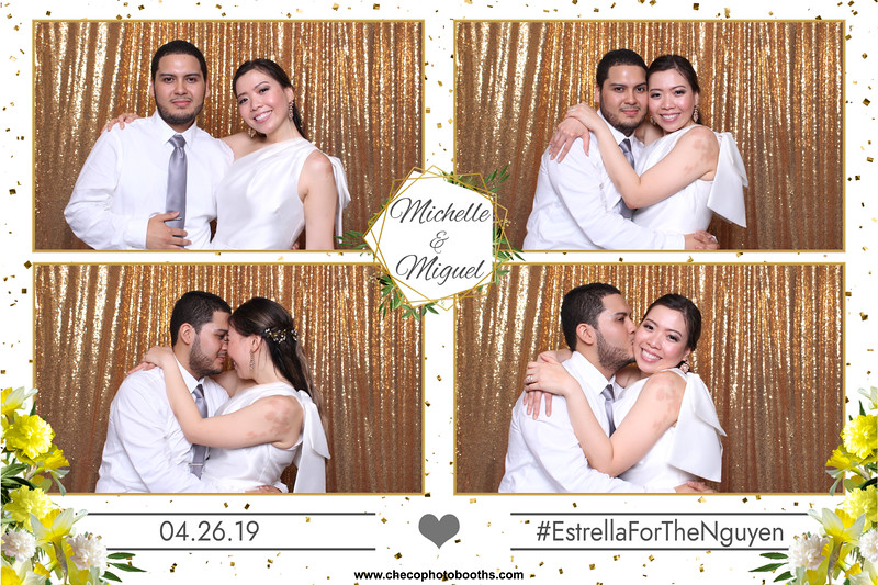 Michelle & Miguel's Wedding