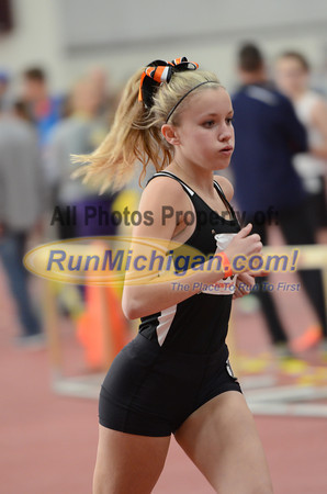 Girls' 3200, Gallery 2 - 2014 MITS State Meet
