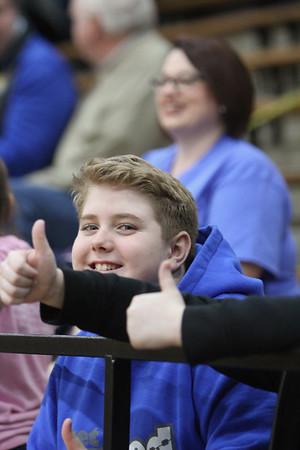 Boys Basketball Regionals - Edinburgh