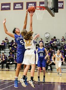 Bothell @ Issaquah Girls Basketball