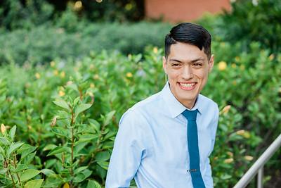 Javier's Graduation