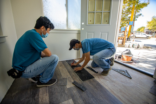 AAi Emergency Housing Build | Sep. 2020