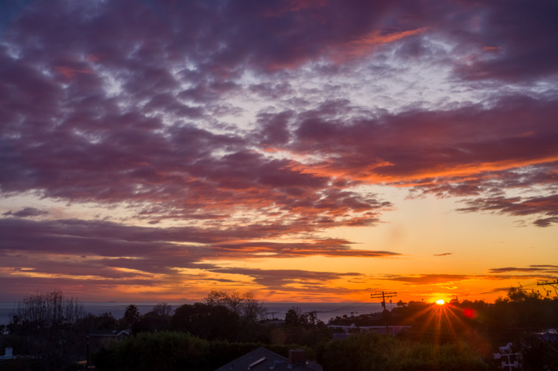 December 30 - Penultimate sunset of 2019 over Los Angeles.jpg