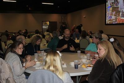 Soup-er Sunday Family Fellowship, December 30, 2012