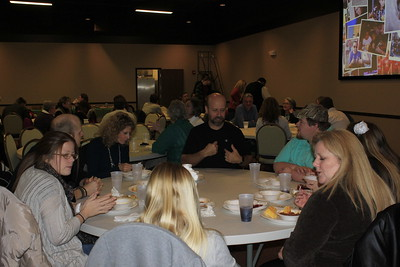 Soup-er Sunday Family Fellowship, December 30, 2012
