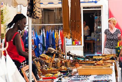 Market Day, St. Remy
