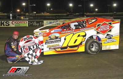 Bridgeport Speedway - 5/26/19 - Jim Brown
