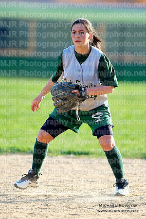 Softball, H.S. Varsity, St Anthony's vs Holy Trinity, 04.16.12