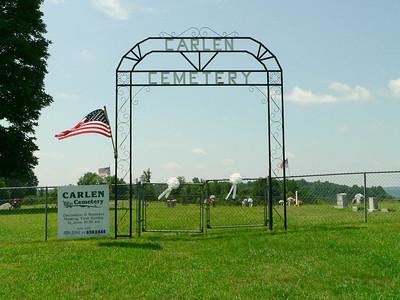 Carlen Cemetery