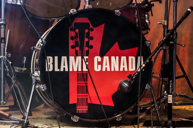 School Of Rock Main Line - Blame Canada - September 6th, 2014