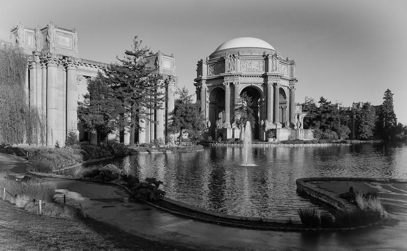 Palace of Fine Arts Rotunda