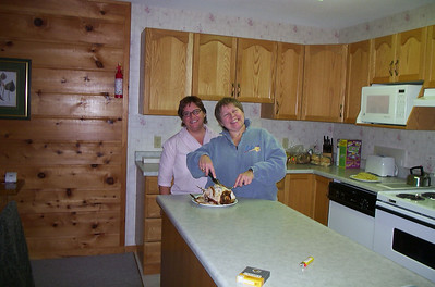 Calabogie Lodge with Friends - 2003