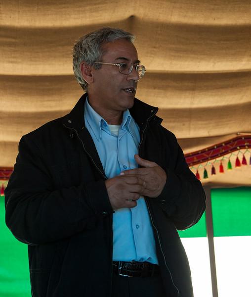 Bedouin community activist