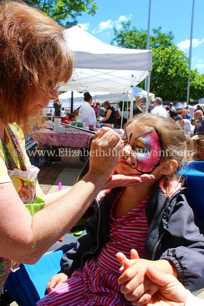 Easton Farmers' Market - Strawberry Day June 3, 2017