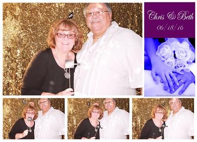 Chris & Beth's Wedding