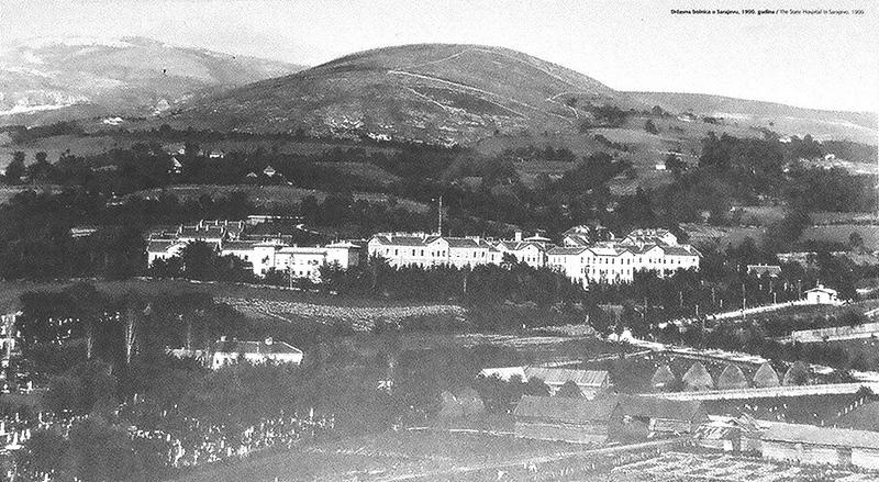 SA-Bolnica Kosevo 1906.jpg