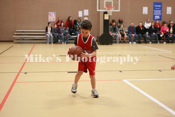 Upward Basketball 2013 Week 3 945 Game