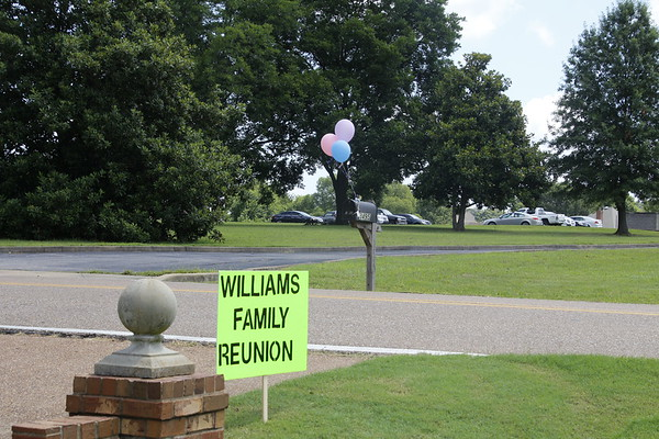 The Williams Family Reunion
