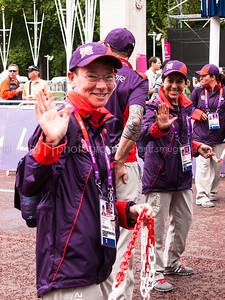 Ladies Road Race, Olympics London 2012
